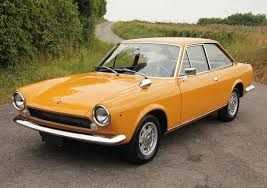 「fiat 124 coupe」の画像検索結果