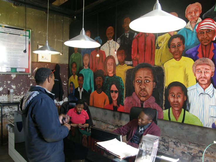 Cultural history at Constitution Hill. #SouthAfrica #Africa #Soweto #Johannesburg