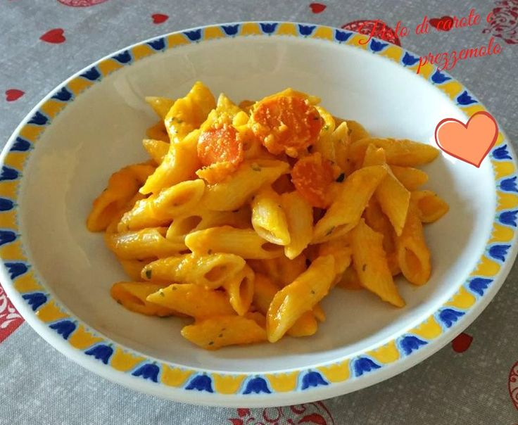 Pesto+di+carote+e+prezzemolo