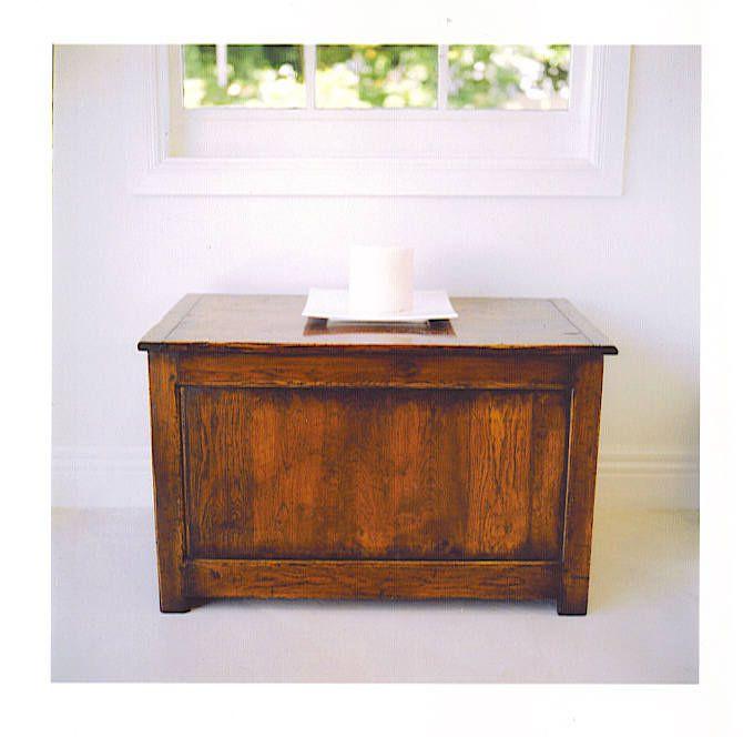 Coffer Single Panel - French oak