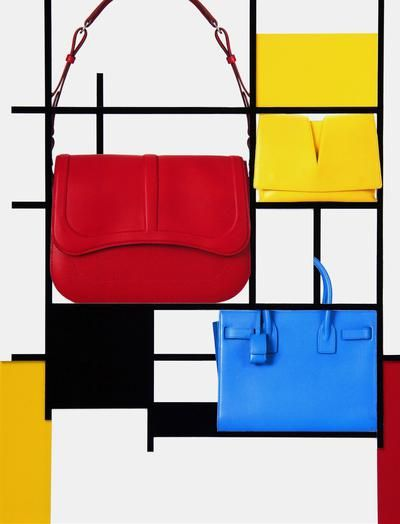 #Mondrian #Fashion #Bag