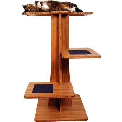 A cat tree that's not an eyesore?! Wow! Love this!