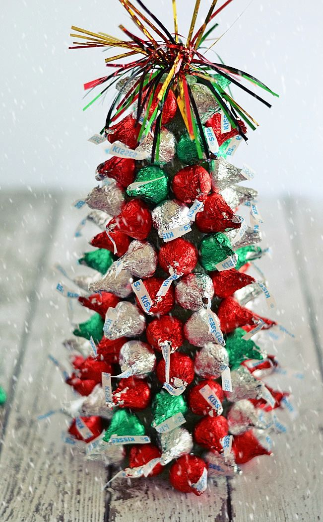 1000 Ideas About Candy Trees On Pinterest