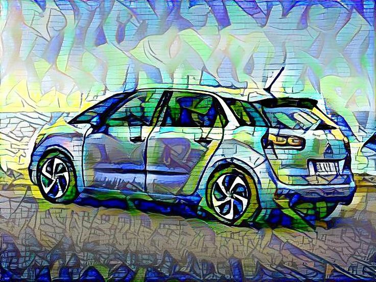 When #C4Picasso meets artists
