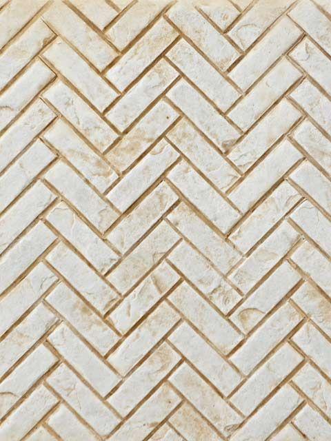 Pavimento per esterni in calcestruzzo STAMPATO by IDEAL WORK