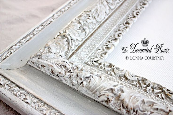 Ash, I would love to find some old frames at yard sales this summer and do this for your wedding.