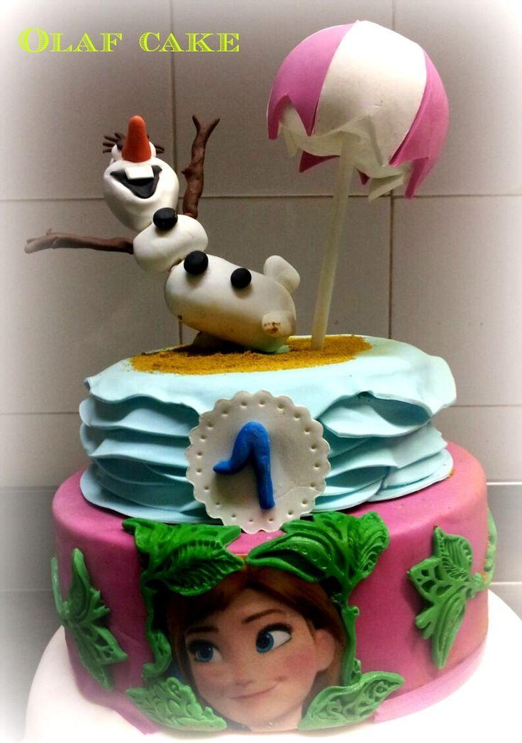 una magnifica festa a tema per far rivivere le avventure di Elsa ed Anna a grandi e piccini! piu' che un Frozen Party si direbbe un Olaf Party!!! ..#Tortedecorate #castelliromani #Torte #party. #Olafparty #DisneyFrozenParty #elsaparty #annaparty #partyatema #watwrolaf #olafparty #elsaparty #frozencake #elsacake #olafcake #annacake #compleannicastelliromani www.torteamorefantasia.com