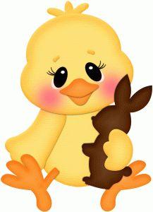 Diseño de la silueta tienda - Ver Diseño # 76266: pollito de Pascua la celebración de conejo de chocolate