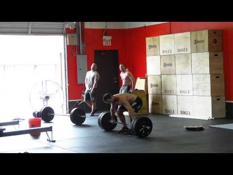 ▶ Rich Froning Workout. Snatches - YouTube