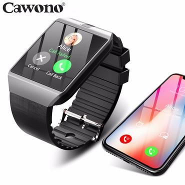 6677ca40a4c1 Cawono Smartwatch Model DZ09