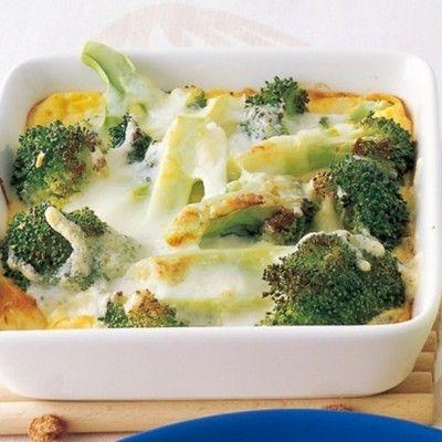 チーズとマヨネーズと牛乳でひたすらクリーミー!「ブロッコリーの簡単キッシュ」 (レタスクラブニュース) - Yahoo!ニュース