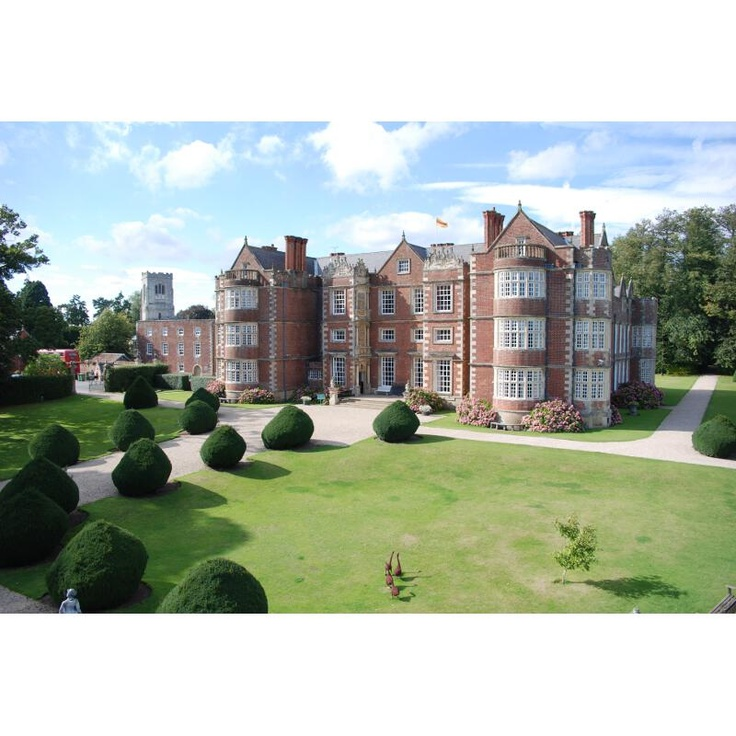 Possible wedding reception venue Burton Agnes Hall