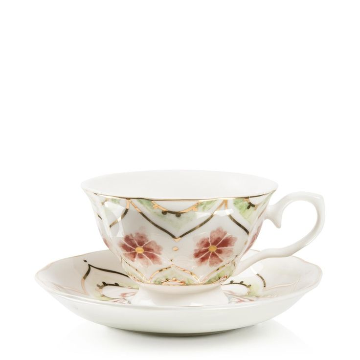 Mother's Day Teacup & Saucer