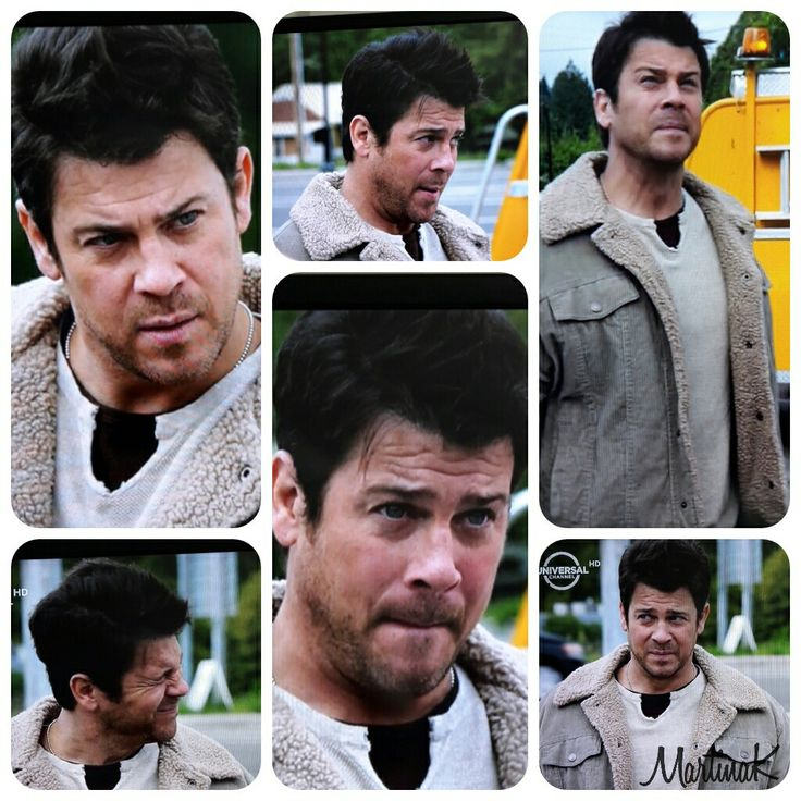 Christian Kane at the Librarians