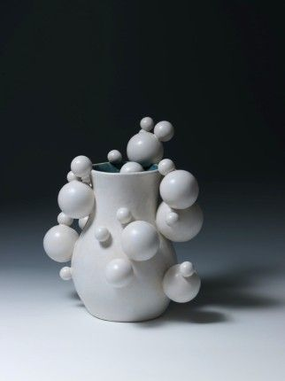 """a study on the process of glazing ceramic pottery """"handbuilding, a combination of coil, carving, pounding, and squishing, has taken center stage in the art world,"""" says adam welch, an art lecturer at princeton university and director of greenwich house pottery, the oldest non-profit ceramics studio in the country (since 1909."""