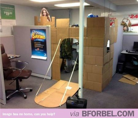 Cool  Decorating Work Cubicle Cubicle Ideas And Decorating Ideas For Office