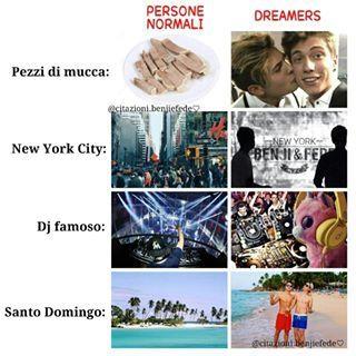Pensieri di una dreamers