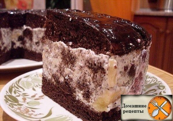 Угостите близких вкусным и оригинальным тортом