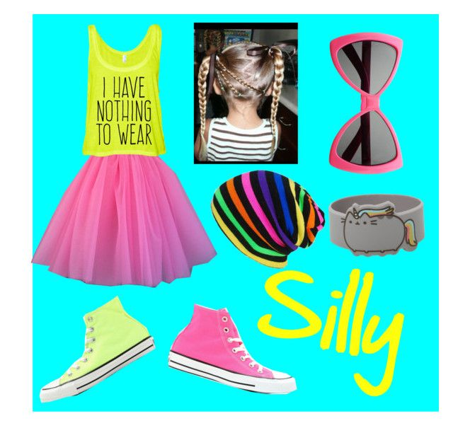 """Wacky Tacky day"" by be-you-tifle ❤ liked on Polyvore"