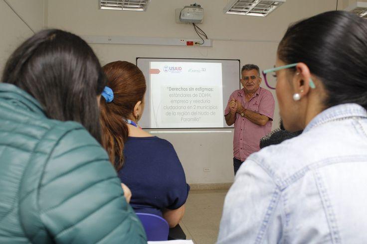 Derechos sin Estigmas se articula a la Mesa Subregional de Derechos Humanos del Norte de Antioquia
