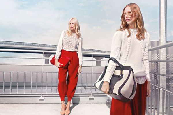 Chloe Fall Winter 2012 Ad Campaign - Fashion   Popbee: Anja Rubik, Fashion, Style, Suvi Koponen, Fall 2012, Fall Winter, Ad Campaigns, Chloe Fall