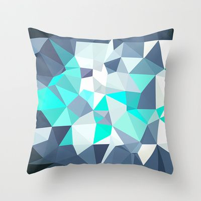 _xlyte_ Throw Pillow by Spires - $20.00