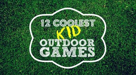 12 COOLEST KID OUTDOOR GAMES: Now that it's getting warmer, it's time to get the kids outside for some sweaty fun. Here are 12 Coolest Kid Outdoor Games to use for your next outdoor function–school field/olympic day, birthday parties, church functions, block parties, family reunions, club meetings, sports team parties, school carnivals and the list goes on and on. These fun games will make your preschoolers to 6th graders squeal with glee as they run around chasing each other. Enjoy!