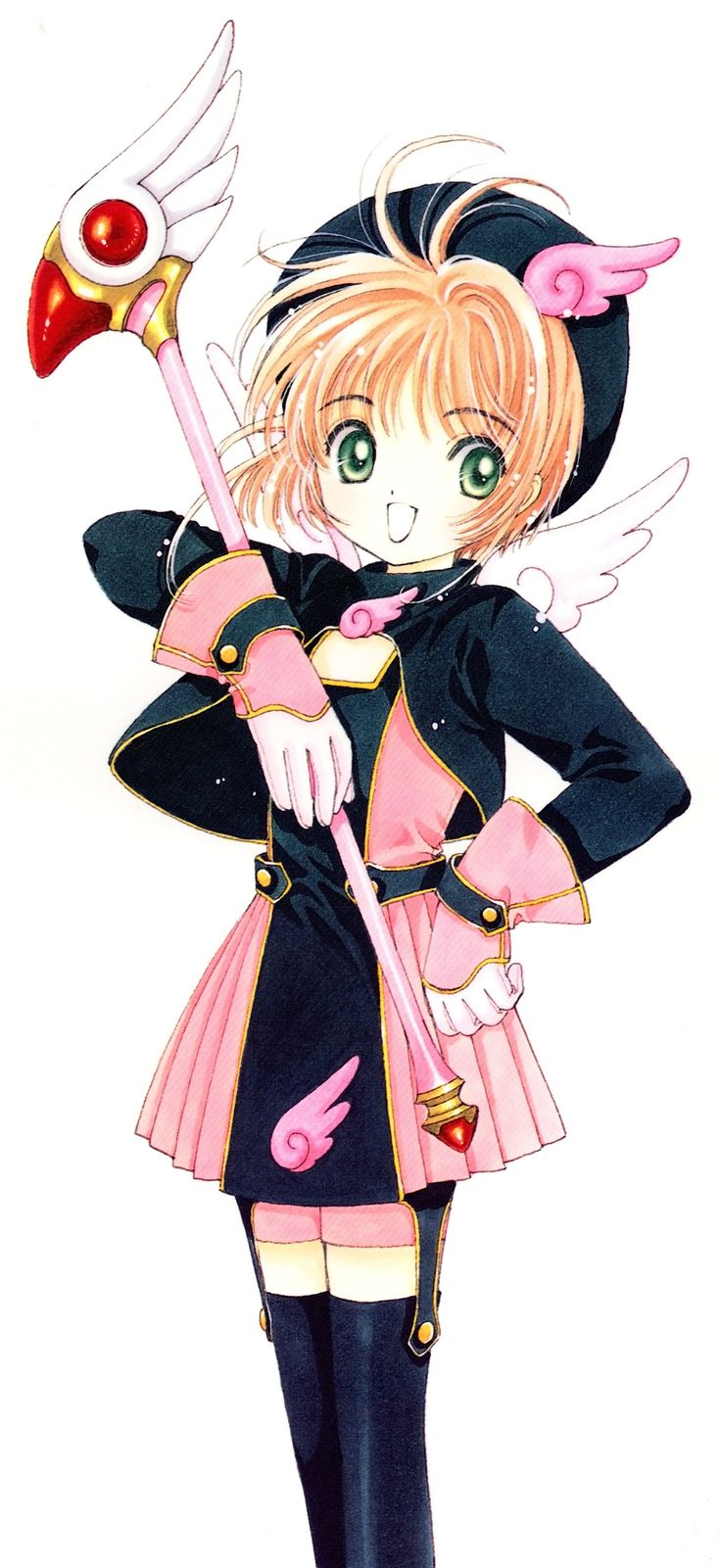 Cardcaptor Sakura   CLAMP   Madhouse / Kinomoto Sakura