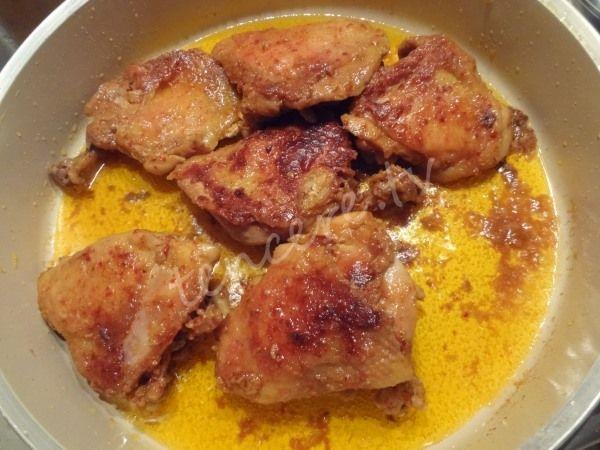 Baharatlı Tavuk Tandır tarifi