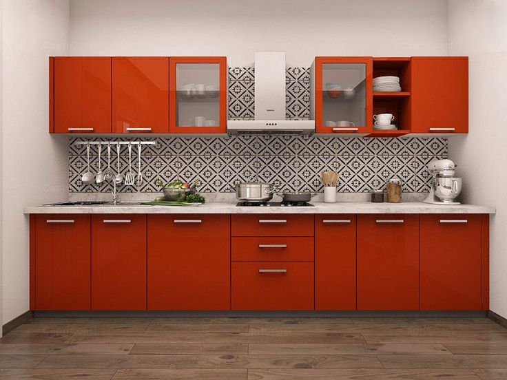 Get wide range of modern kitchen design at one place that suits your budget too. #ModularKitchen #HomeServices