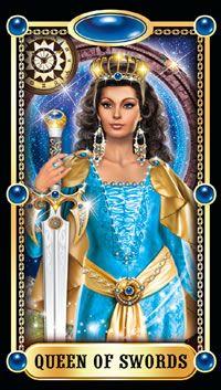 "Main deck in ""Tarot readings"" app >>> virtual-fortune-teller.com"