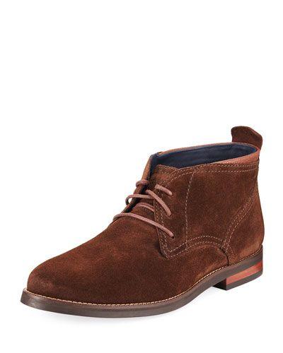 Ogden Stitch Chukka II Boot, Brown