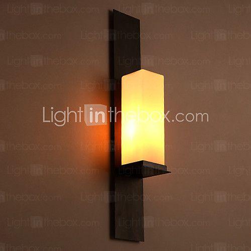 Lampade a candela da parete Stile Mini Tradizionale/classico Metallo - EUR €87.21