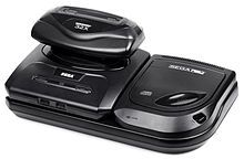 Sega Genesis with Sega CD and Sega 32X used to play Nintendo, Sega, and  Super Nintendo with my Uncle Gary and my cousins when I would spend the night. The best times of my life! Miss the good old days.