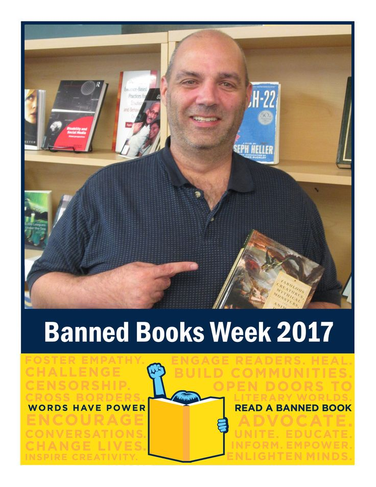an overview of banned books in us schools They are then invited to read challenged or banned books from the american library association's list of the most frequently challenged books students decide for themselves what should be done with these books at their school by writing a persuasive essay explaining their perspectives.