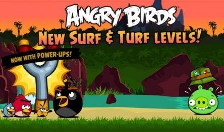 Was ready for Halloween? Although still available Angry Birds season as ever before, but Rovio to bring Angry Birds to upgrade offers 15 new levels