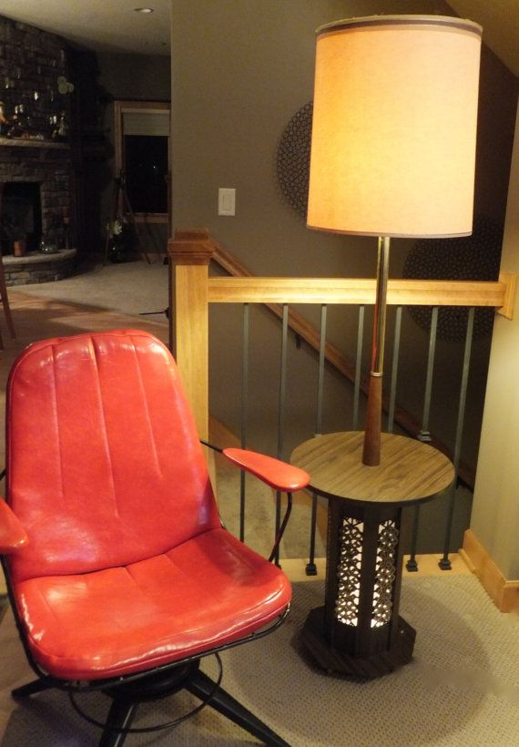 red end table lamps 2