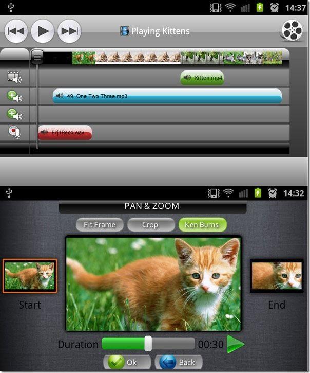 Este es probablemente el mejor editor de vídeo disponible para Android. La ventaja principal es la interfaz que equilibra la accesibilidad y funcionalidad. Se basa en una visión 'línea de tiempo' (es decir, toda la secuencia) y ofrece funciones básicas de edición como recortar clips, cambiando su orden, y la inserción de las transiciones de…