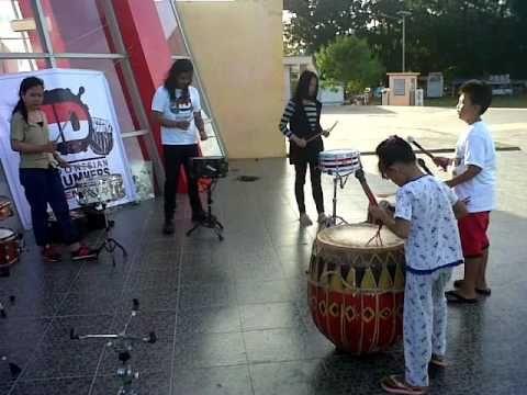 Indonesian Drummer Bengkulu