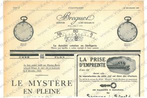Reproductions from original historical advertising. The reproductions are available in various sizes, prices are on the following link:  www.valuecollection.com/VPOL_VisOggetti.aspx?CTG=5 Breguet-FR-2-1926-20x29-Aignoto-Rmedia-Sbuono.jpg