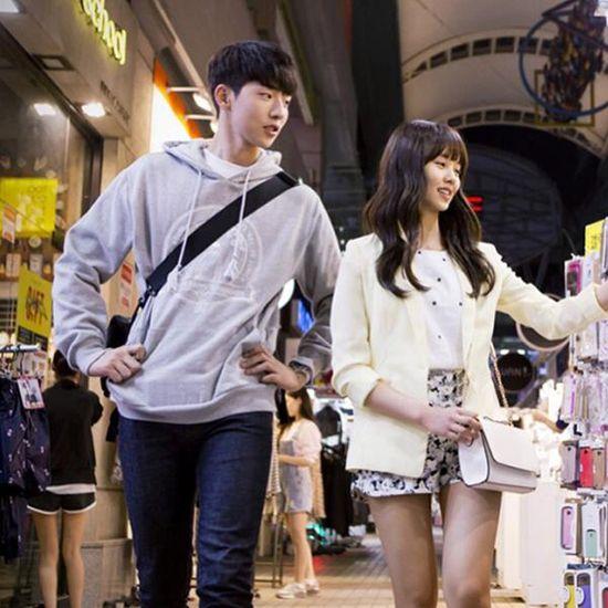 Lee Eun Bi x Han Yi Ahn