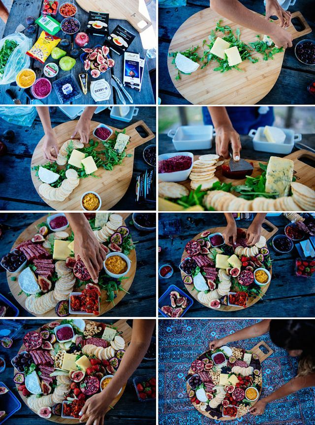 Ok so this might sound a bit ridiculous, but as they say these days, camera eats first. And if your camera likes what it sees, chances are you will too. But seriously, I came across these platters via