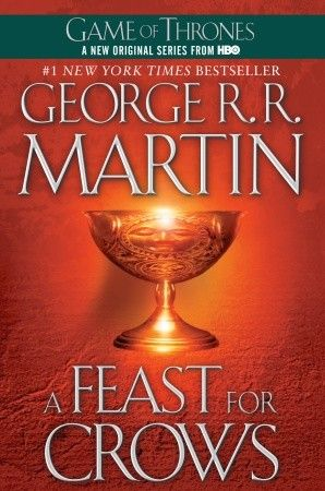 A Feast for Crows by  George R. R. Martin #audio at #library. Yeah. Going to try this one again later. Don't have the patience for it right now. #Abandoned 09/01/14