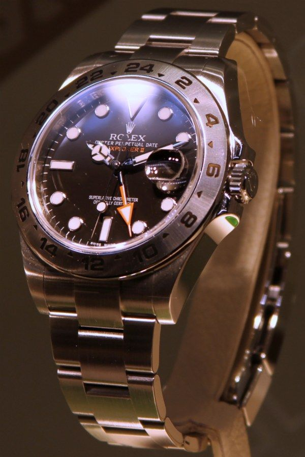 Rolex Explorer 2 Watch For 2011   rolex
