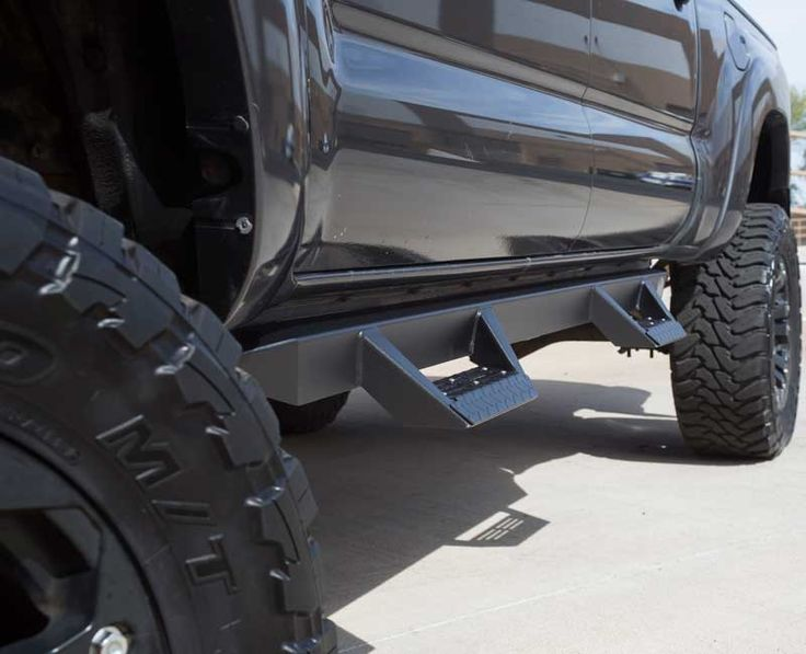 2005 2016 Toyota Tacoma Access Cab Magnum Rt Step Bars