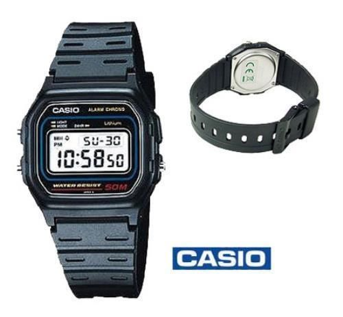CASIO - Digital Watch (Black) (W-59-1VQEF)   BNIB - BUY NOW @ 15.00 + £2.94 postage
