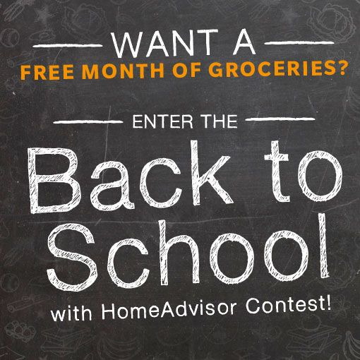 Win a month of FREE #groceries Start by following this link! #contest #free #freebies