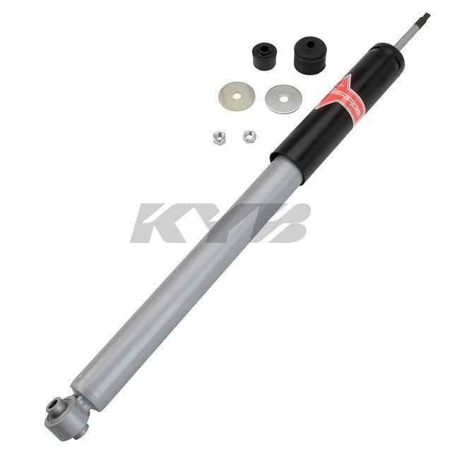KYB Gas-A-Just 1994-2000 Mercedes C280/ 97-00 Mercedes C230/ 94-96 Mercedes C220 Gas Shock Absorber Front (Excl Self Leveling/ with Sport Suspension)