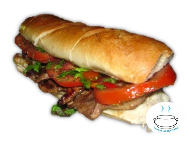 Receta de Sandwich de Bondiola a la Parrilla # Receta de Sandwich de Bondiola a la Parrilla #Sandwich de Bondiola a la Parrilla #Platos Argentinos #Sandwich de Bondiola