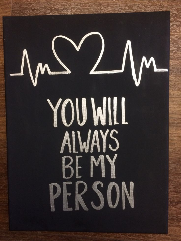 Grey's Anatomy canvas